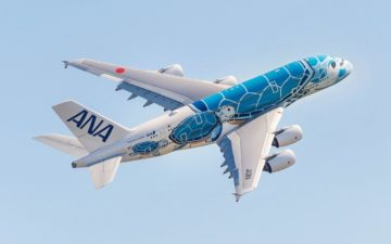 All Nippon Airways A380