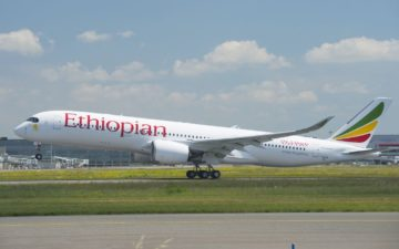 Ethiopian Airlines A350 900