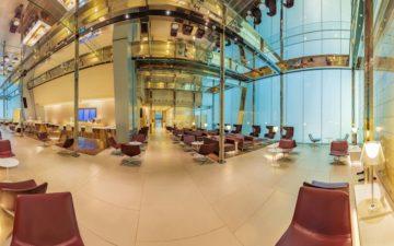 Qatar Airways Mariner Lounge