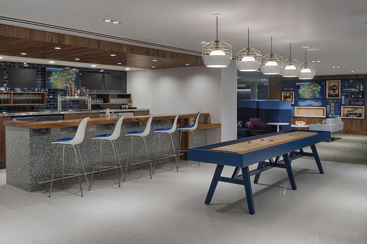 Centurion Lounge Denver 2