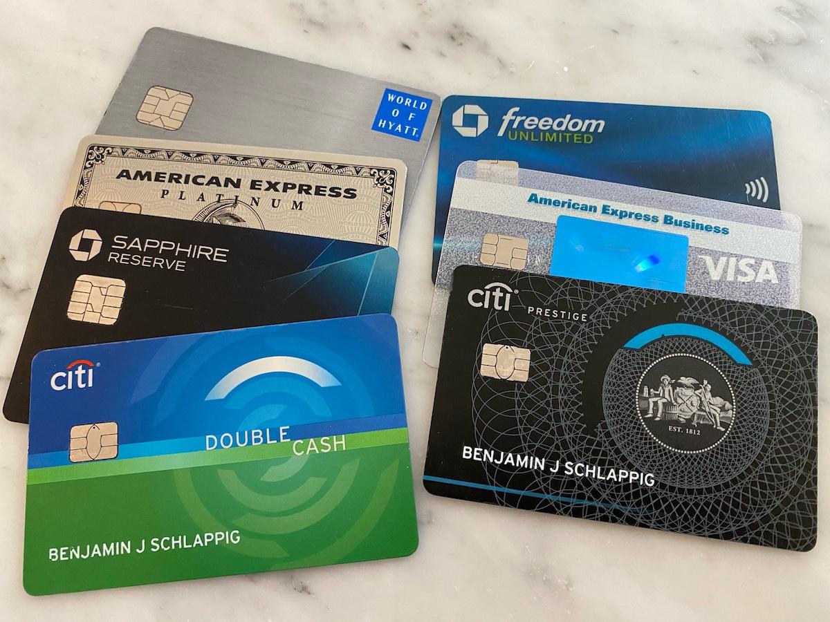 Credit Cards I Use