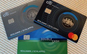 Citi Credit Cards