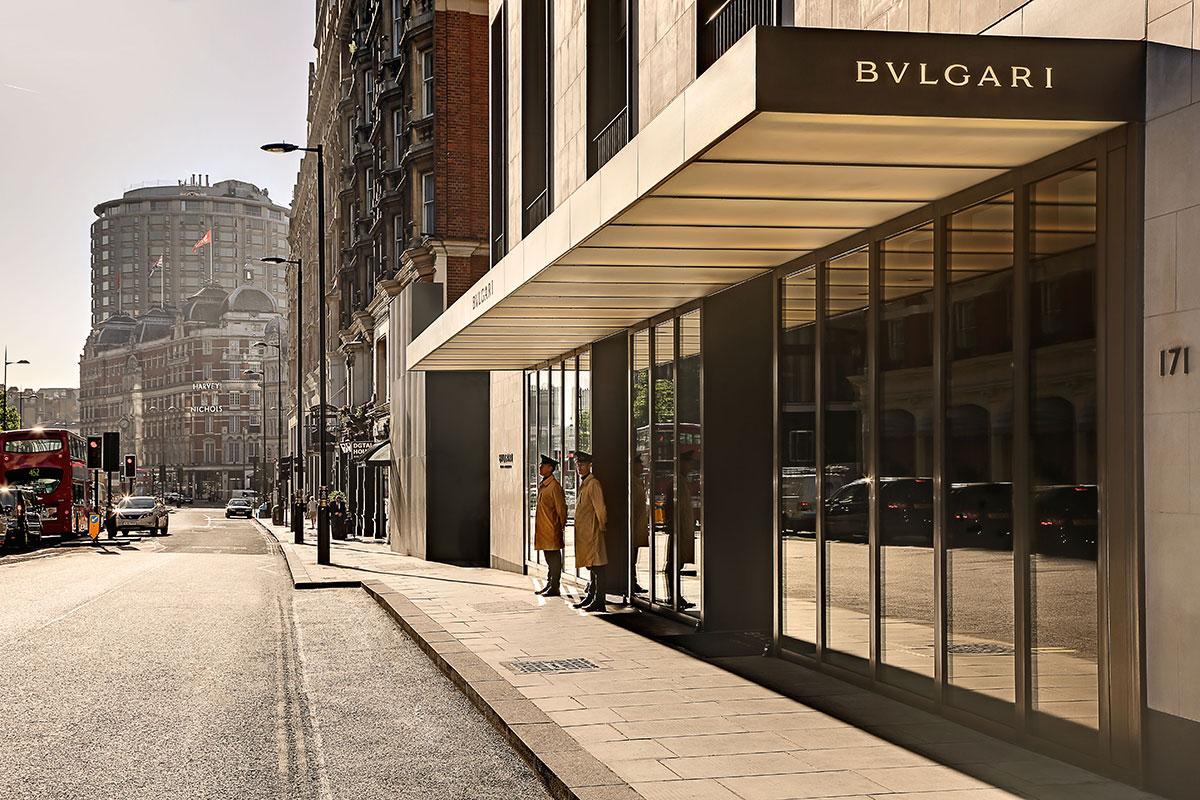 BVLGARI London