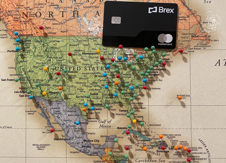 Brex Cash Card 8