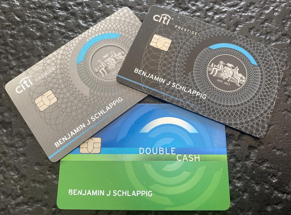Citi Credit Cards ThankYou