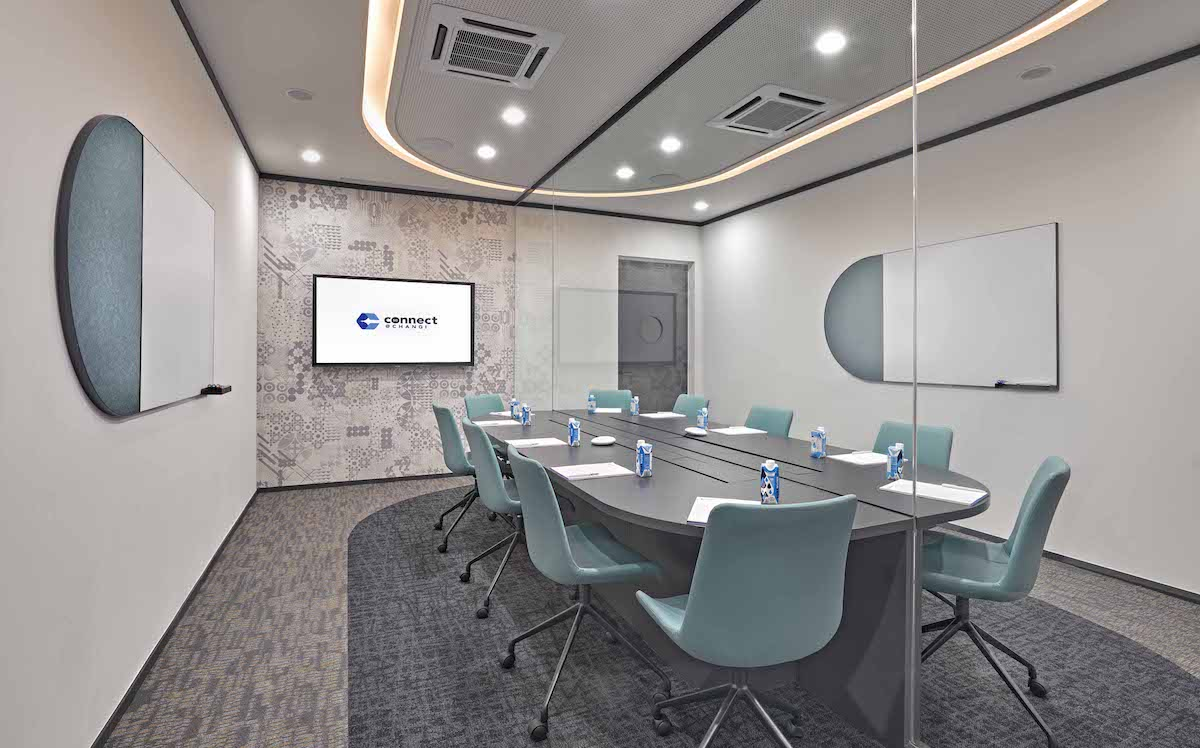 Connect@Changi Meeting Room