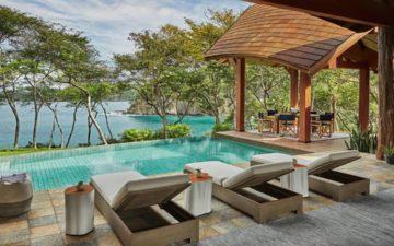 Four Seasons Costa Rica Pool View