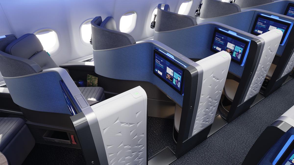 JetBlue A321neo Mint