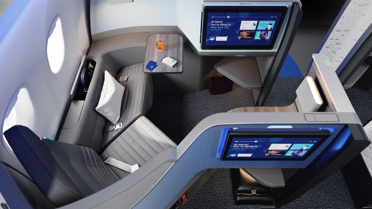 JetBlue Mint Suite 1