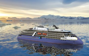 Lindblad Expeditions Ship