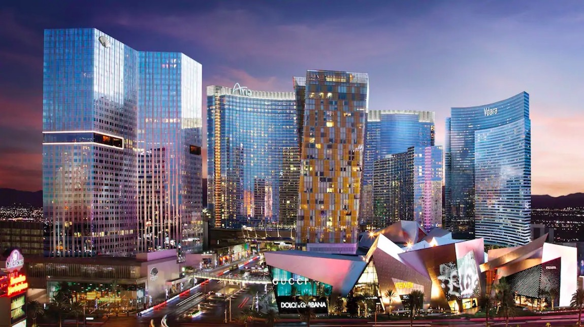 World Of Hyatt & MGM M Life Las Vegas Partnership | One Mile at a Time