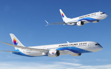 Donghai Airlines Planes
