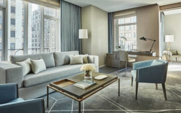 Four Seasons New York Downtown Suite