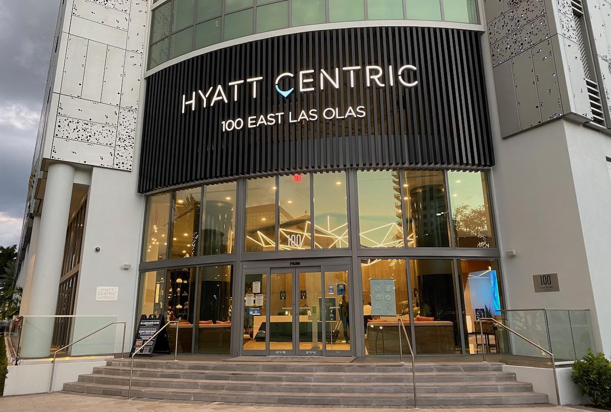 Hyatt Centric Fort Lauderdale 41
