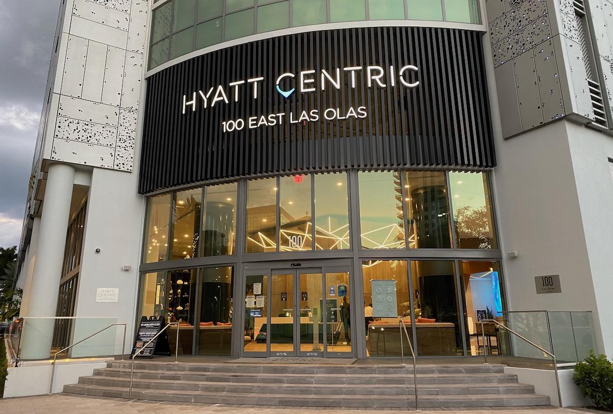 Hyatt Centric Las Olas