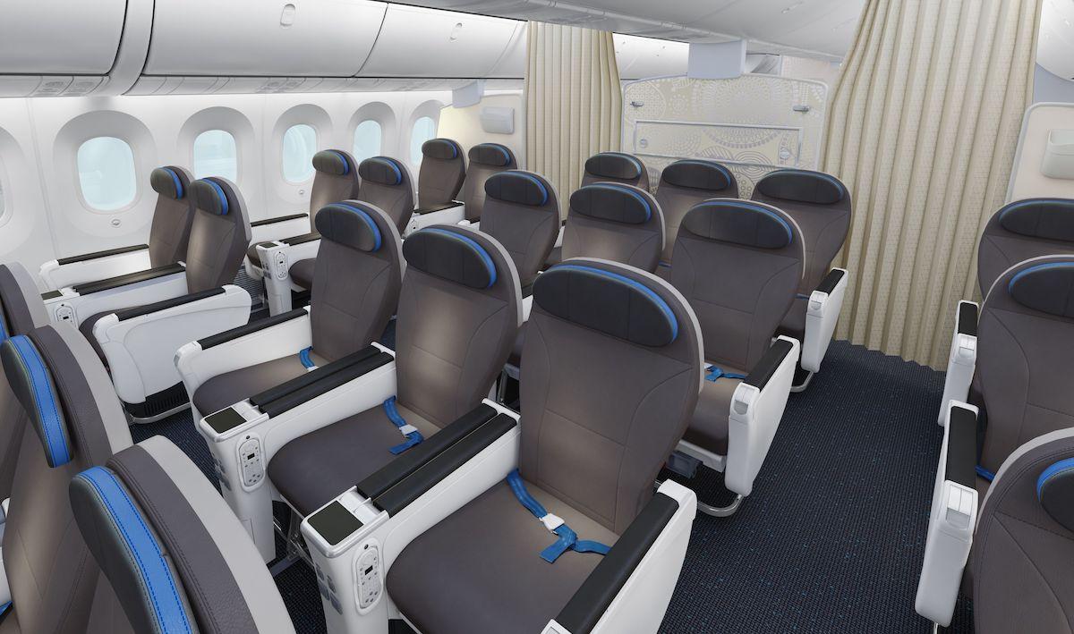 Neos 787 Premium Economy