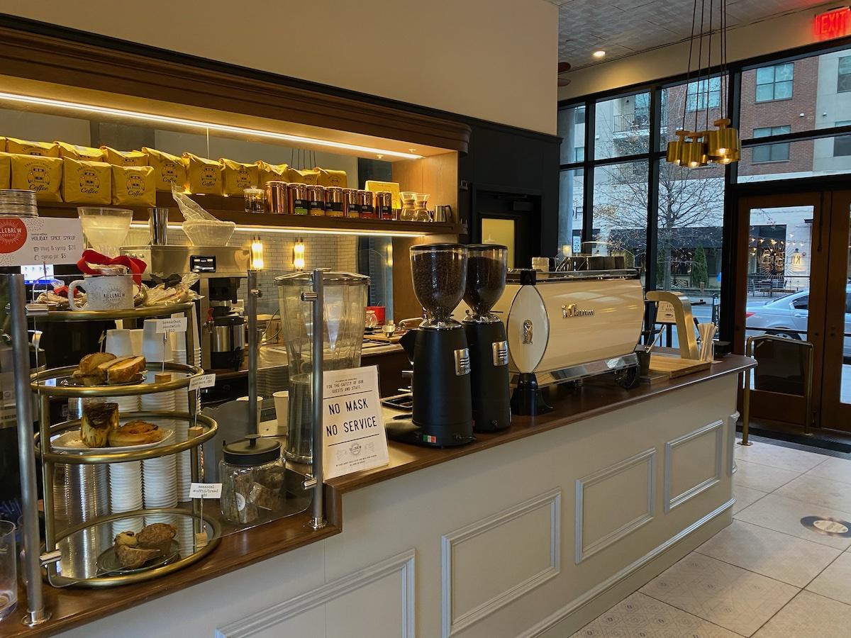 Thompson Nashville Coffee Shop