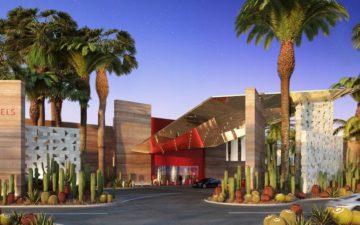 Virgin Hotels Las Vegas Exterior