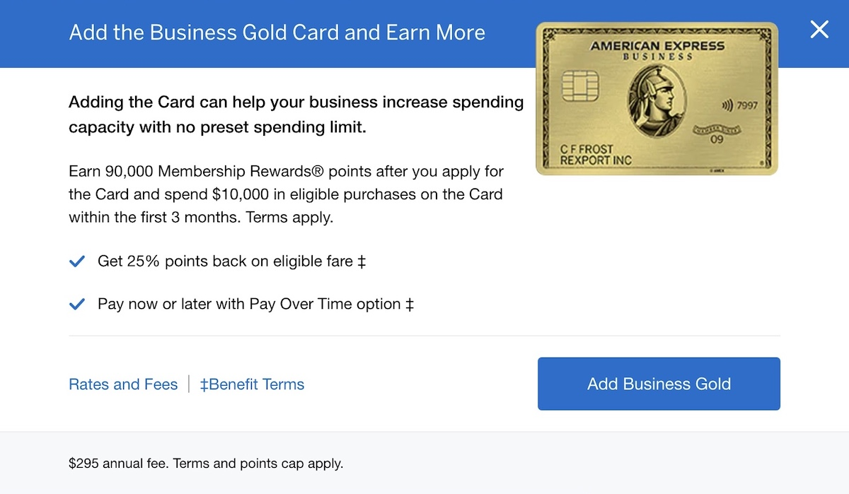 amex business gold app 1