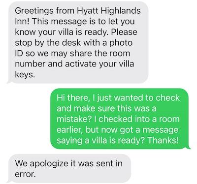hyatt highlands