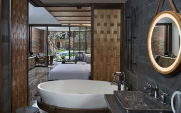 Andaz Bali Room Bathroom