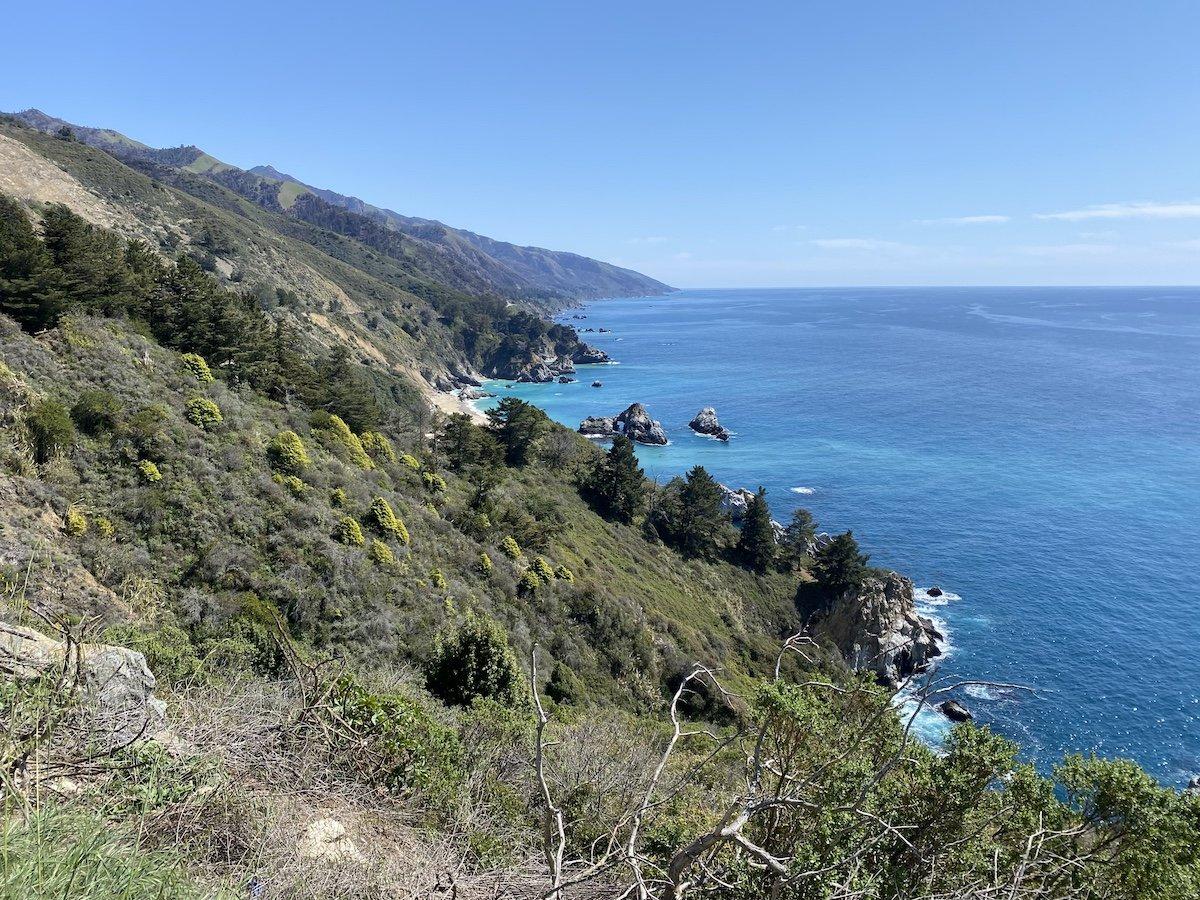 Big Sur Coastline 1