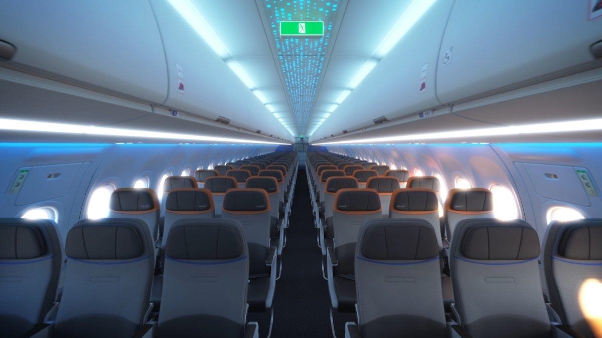 JetBlue Economy A321LR