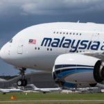 Malaysia Airlines A380 Aircraft